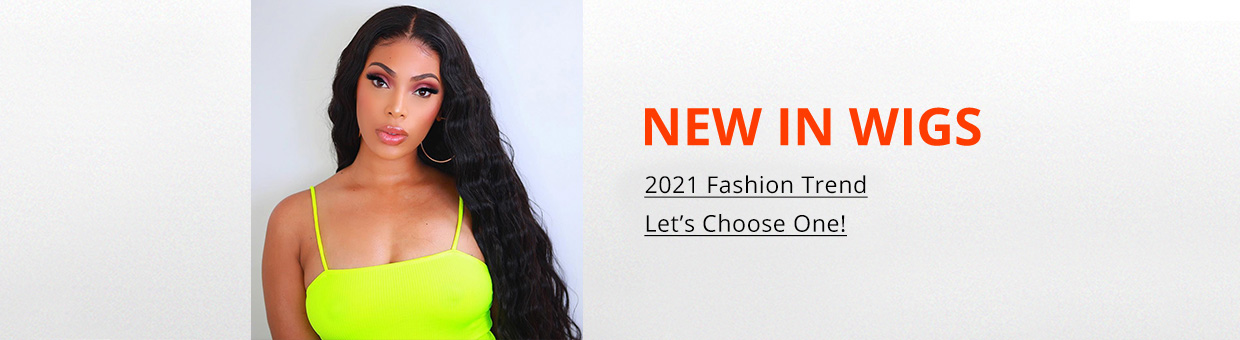 New In Wigs