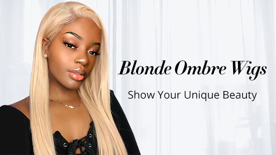 Blonde Ombre Wigs