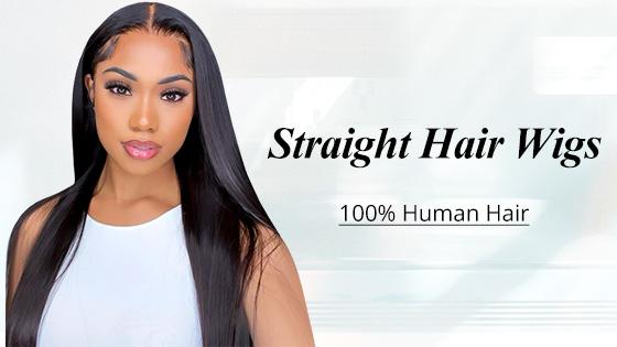Straight Wigs