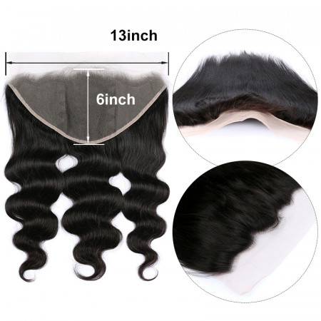 13 X 6 Lace Frontal