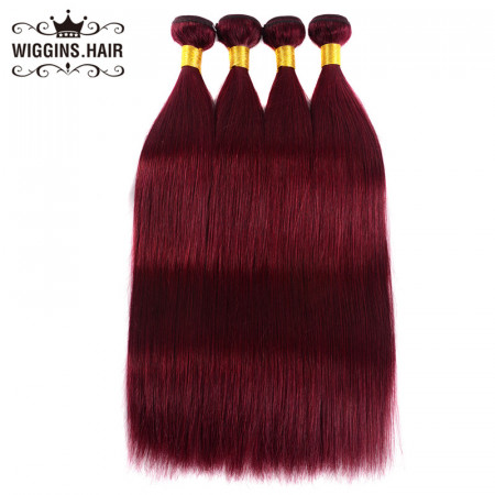 4pcs Straight Hair Bundles
