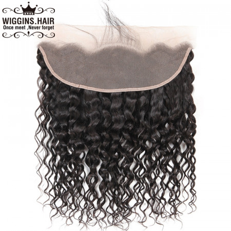 13*4 Natural Wave Lace Frontal