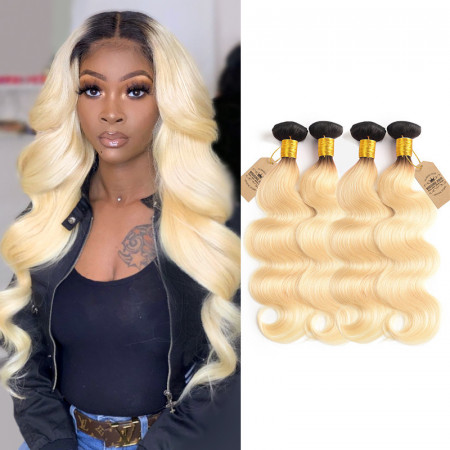 4pcs Human Virgin Hair