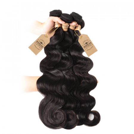 4 Bundles Malaysian Virgin Body Wave Weave Human Hair Bundles