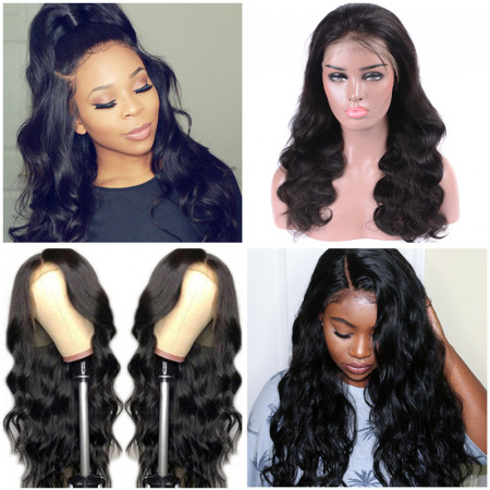 13*6 Lace Frontal Wigs