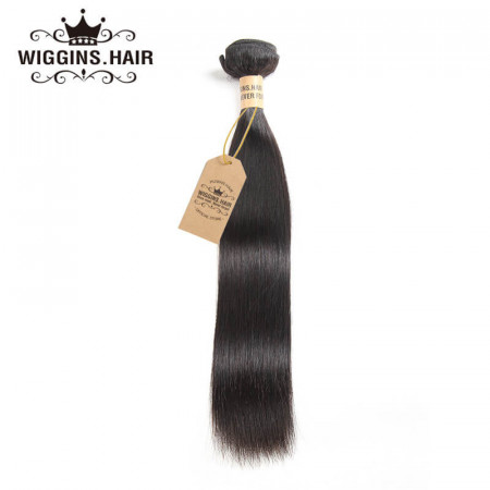 Virgin Hair Straight 1 Bundle