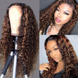 Highlight Lace Front Wigs