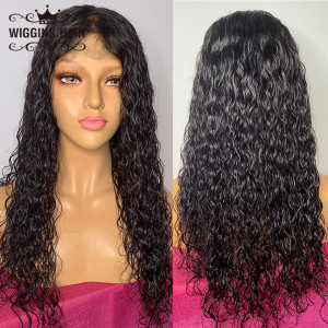 Natural Wave Long Hair Wigs