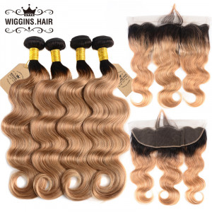 Brazilian Virgin Hair Body Wave 4 Bundles