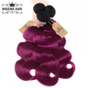 Virgin Hair 3 Bundles
