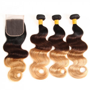 Brazilian Body Wave 3 PCS
