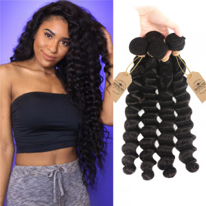 Loose Deep Wave 4 Hair Bundles
