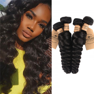 Peruvian Loose Wave