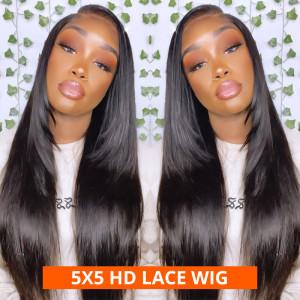 5x5 HD Lace Wig