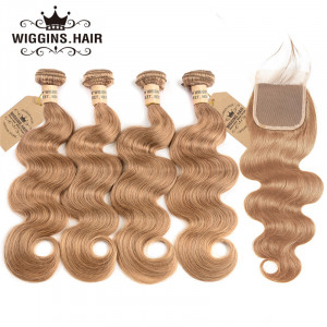 Brazilian Body Wave Hair 4pcs