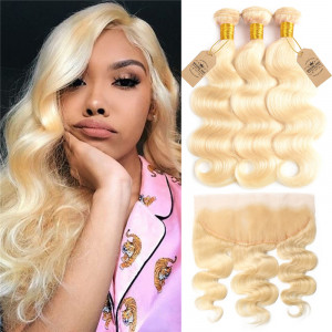 613 Color Human Virgin Hair