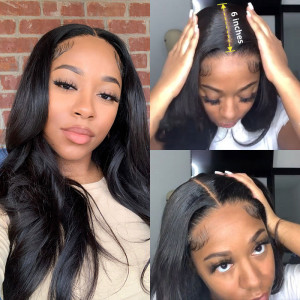 6*6 Lace Closure Wigs