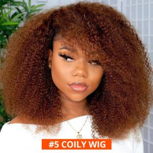 #5 Coily Wigs