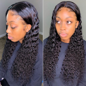 Deep Wave 13X6 Lace Front Wig