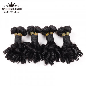 Human Virgin Hair 4 Bundles