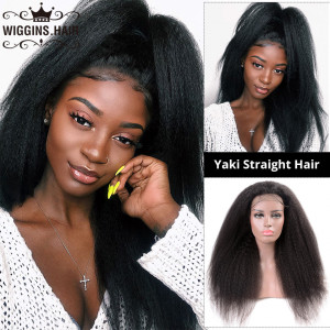 Yaki Straight Hair