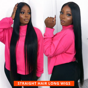 Straight 4*4 Lace Wigs