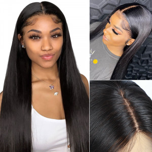 PU Silk Base Wigs