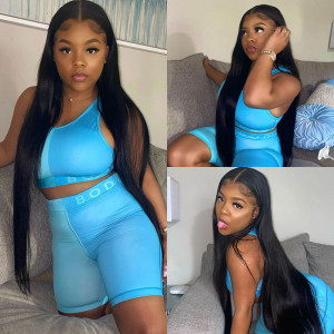 Long 13*4 Lace Frontal Wig