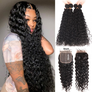 Natural Wave Bundles With Closure