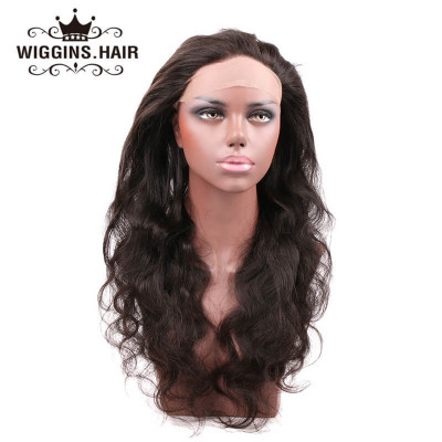 Body Wave 360 Lace Frontal 8A Virgin Hair Full Lace Frontal Closure