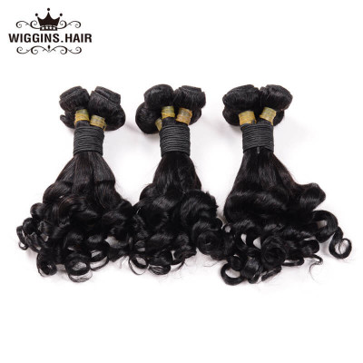 Funmi Rose Curly Brazilian Virgin Hair Weaves 3pcs/pack On Sale