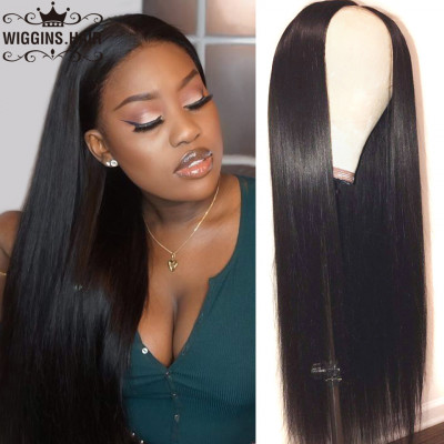 180% Density New Arrival Cheap Human Hair Wigs Straight 360 Lace Front Wigs