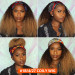 Ombre Human Hair Wigs