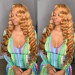 #27 Lace Front Wigs