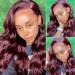 Burgundy Wigs