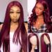 99J Lace Closure Wigs