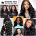 Peruvian Body Wave Virgin Hair 4pcs