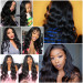 Body Wave 370 Lace Front Wigs