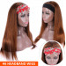 Colored Headband Wigs
