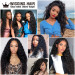 Brazilian Human Virgin Hair 4pcs