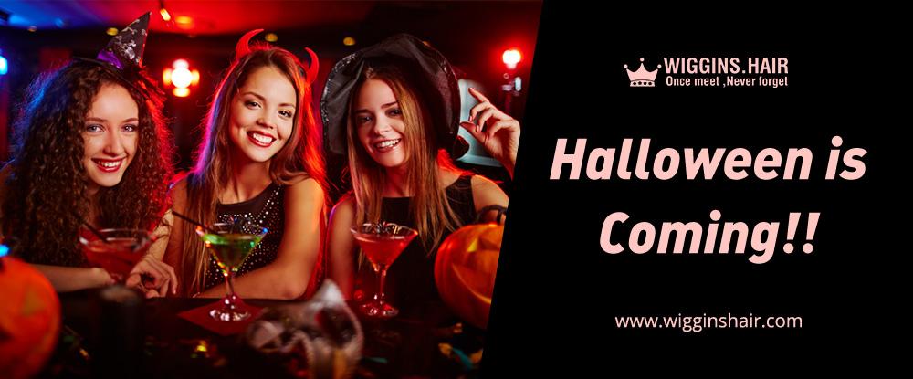 Halloween is Coming!!