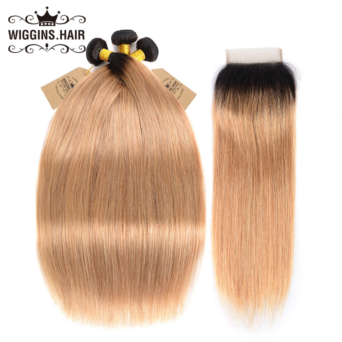Straight Hair Wave 3 Bundles