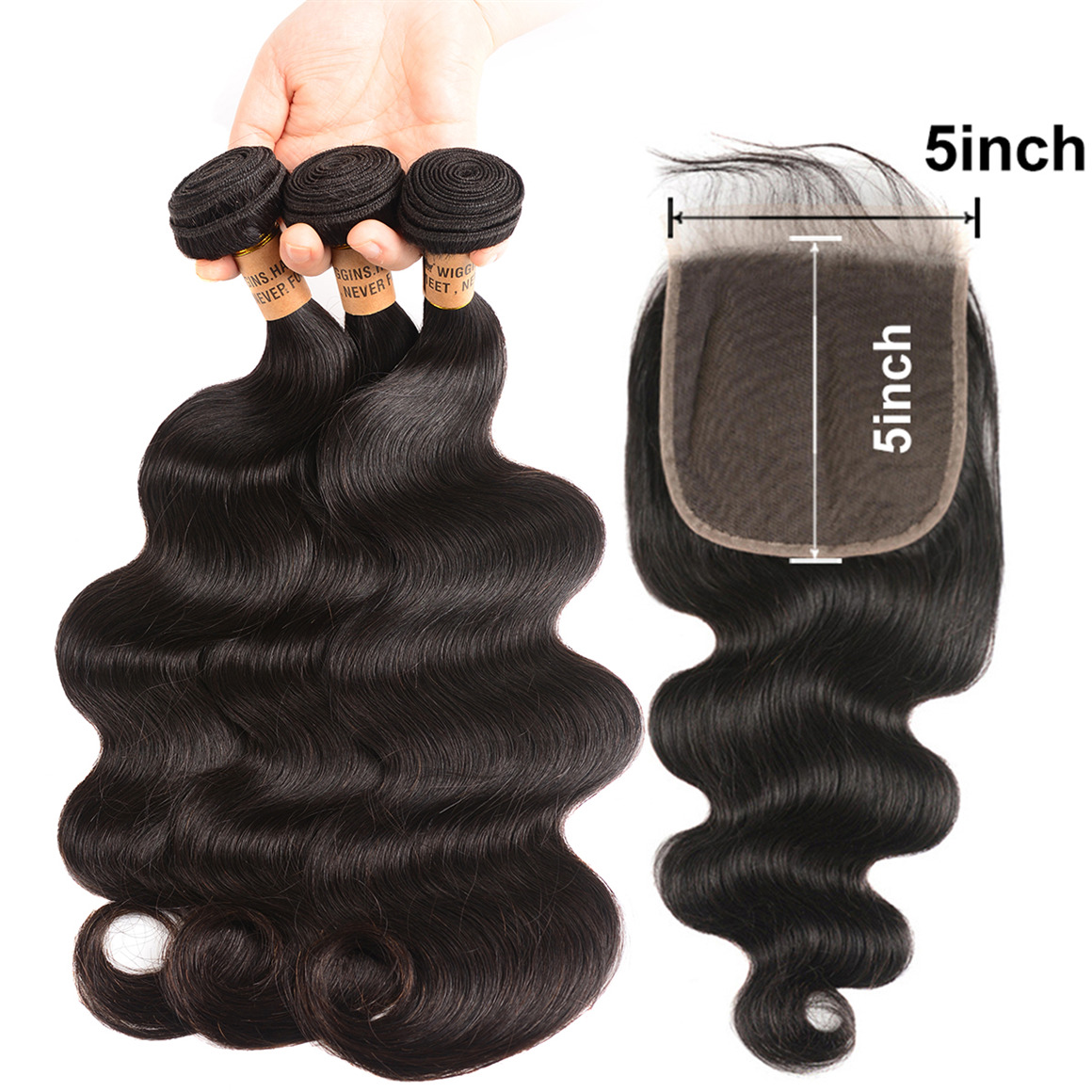 Body Wave Hair 3 Bundles