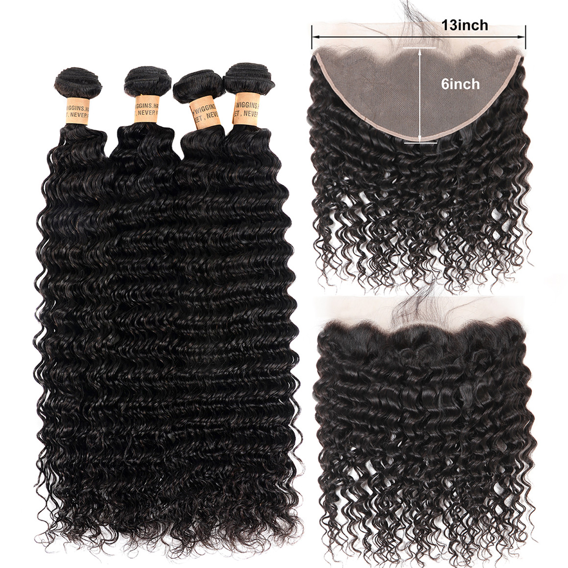 13*6 Lace Frontal